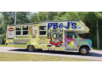 Syracuse food truck PB & J's Lunch Box