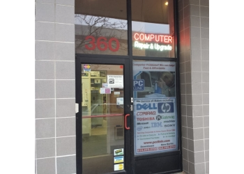 Milwaukee computer repair PC Clinic