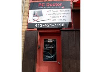Pittsburgh computer repair PC Doctor