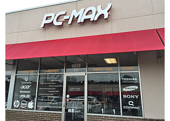 Raleigh computer repair PC-MAX