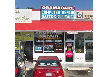 Hialeah computer repair P.C. Mall Corp.