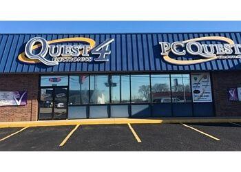 Evansville computer repair PC Quest Inc.