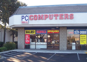 Fresno computer repair PC Station Inc