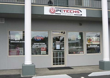 Tacoma computer repair PC TECHS and PARTS, LLC