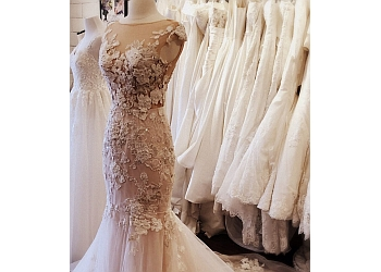 Fremont bridal shop PEARL WHITE WEDDING
