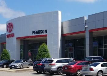 Newport News car dealership PEARSON TOYOTA