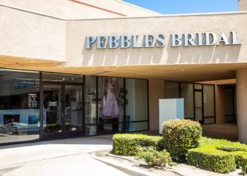 Anaheim bridal shop  PEBBLES BRIDAL