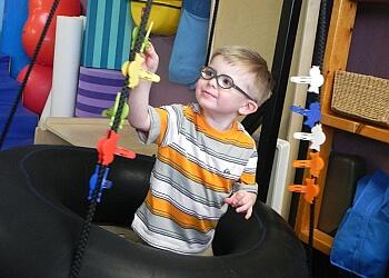 Corpus Christi occupational therapist Pediatric Therapy Associates