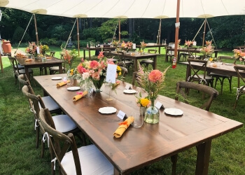 Worcester caterer PEPPERS ARTFUL EVENTS
