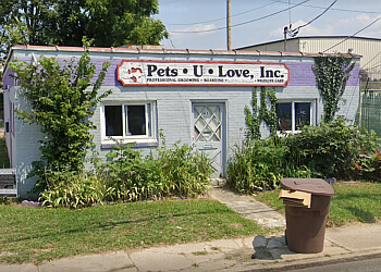 Greensboro pet grooming PET'S U LOVE, INC.