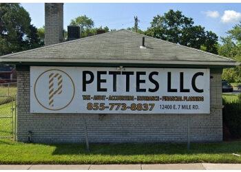 Detroit accounting firm PETTES LLC