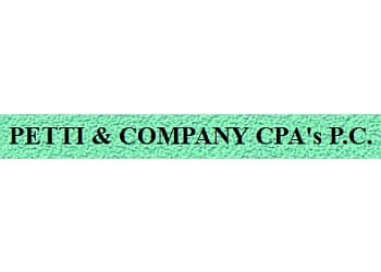 Yonkers accounting firm PETTI & COMPANY CPA's P.C.
