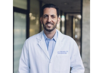Los Angeles gastroenterologist PEYTON P. BEROOKIM, MD, FACG