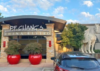 Greensboro chinese restaurant P.F. Chang's