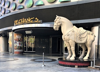 Las Vegas chinese restaurant P.F. Chang's