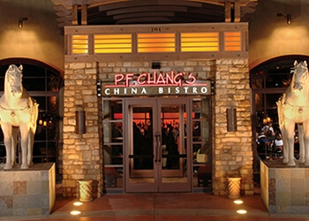 Tampa chinese restaurant P.F. Chang's
