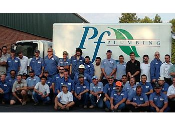 Winston Salem plumber PF Plumbing, Inc.