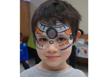 Pittsburgh face painting P.G.H Party Creations, LLC