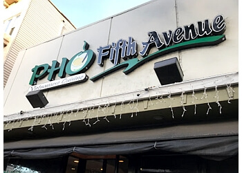 San Diego vietnamese restaurant PHÓ Fifth Avenue