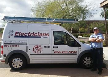 Phoenix electrician Phoenix Electricians Today