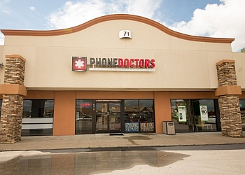 Tulsa cell phone repair PHONE DOCTORS