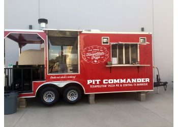 Garland food truck PIT COMMANDER
