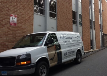 Hartford commercial cleaning service P & J Cleaning Service LLC