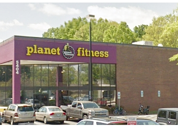Charlotte gym PLANET FITNESS
