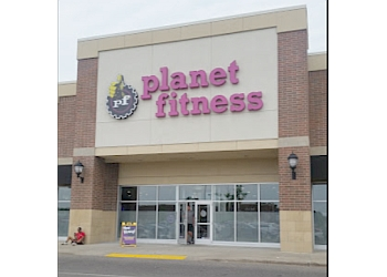 Detroit gym PLANET FITNESS