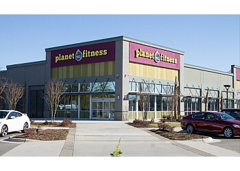 Fayetteville gym PLANET FITNESS