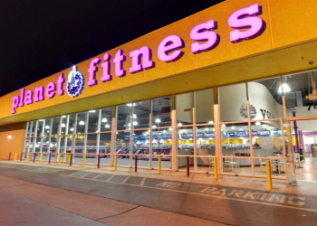 Fresno gym Planet Fitness