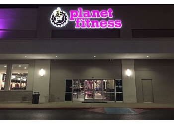 Huntsville gym PLANET FITNESS