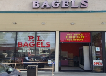 San Diego bagel shop P.L. Bagels