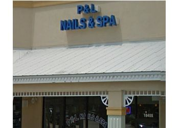 Pembroke Pines nail salon P&L Nails & Spa