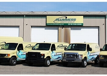 Grand Rapids septic tank service PLUMMERS WASTE GROUP