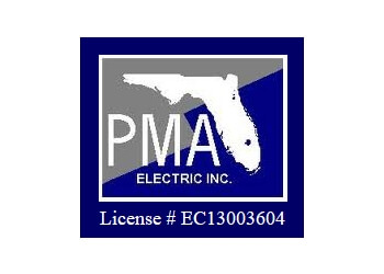 Pembroke Pines electrician PMA ELECTRIC INC.