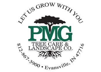 Evansville tree service PMG Tree Care & Landscape Company Inc.