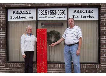 Joliet tax service PRECISE  Bookkeeping & Tax Service, Inc.