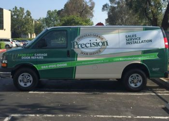 Pasadena garage door repair PRECISION DOOR SERVICES