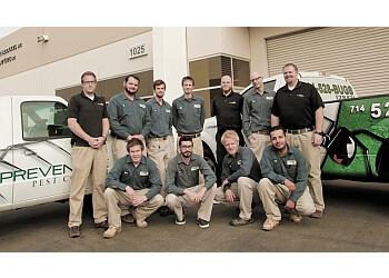 Anaheim pest control company PREVENTIVE PEST CONTROL