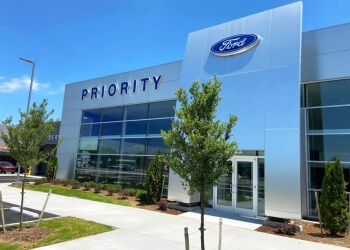 Norfolk car dealership PRIORITY FORD