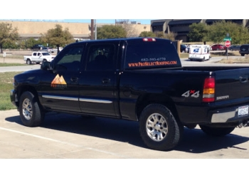 Fort Worth roofing contractor PRO SELECT ROOFING