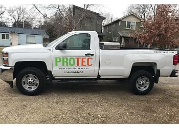 Boise City pest control company PROTEC Pest Control Services