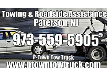 Paterson towing company P-Town Tow Truck