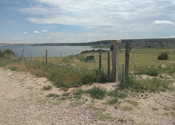 Pueblo hiking trail PUEBLO RESERVOIR WILDLIFE AREA