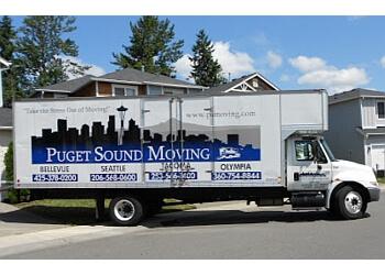 Kent moving company PUGET SOUND MOVING, INC