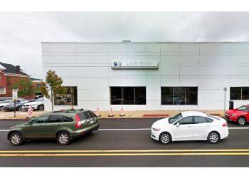 Pittsburgh car dealership P & W BMW