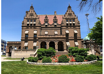 Milwaukee landmark Pabst Mansion
