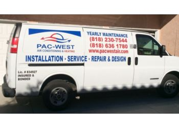 Pac-West Air Conditioning & Heating, Inc. Glendale HVAC Services
