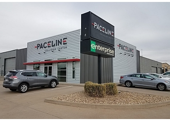 Lubbock auto body shop Paceline Collision Center